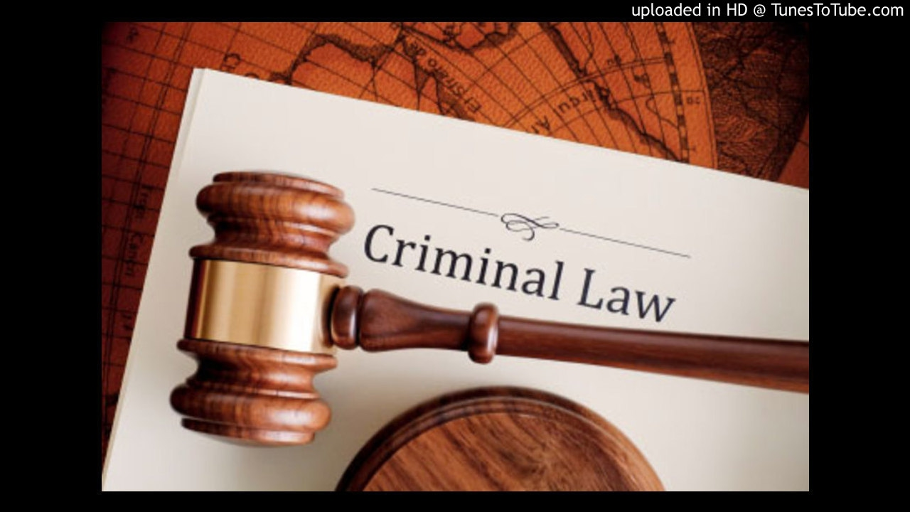 Why You Need a Criminal Defense Attorney - Faculty of Lawyers